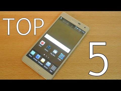 Samsung Galaxy A7 - Top 5 Best Features!