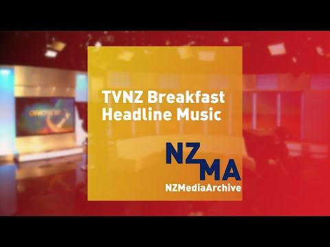 TVNZ Breakfast Headline Bed