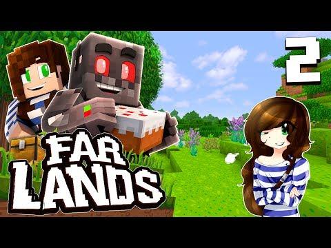 Minecraft Far Lands w/ Stacy Episode 2: Dynamic Duo