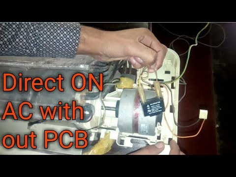 how-to-direct-on-ac-with-out-pcb-in-urdu/hindi