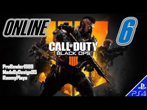 COD Black Ops 4 ONLINE 6 (11/3/18)