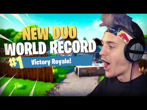 WE BEAT THE DUO WORLD RECORD!! 43 GAME WIN STREAK!