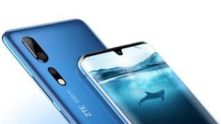 Trailer smartphone ZTE Axon 10 Pro