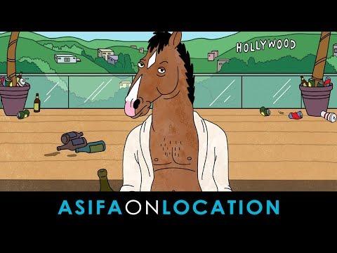 BoJack Horseman Q&A at Arclight Theatres Sherman Oaks