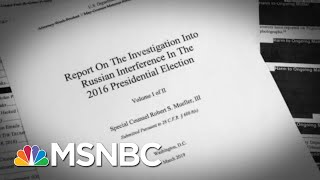 The Legal Questions For Donald Trump The Mueller Report Did Not Answer | The 11th Hour | MSNBC
