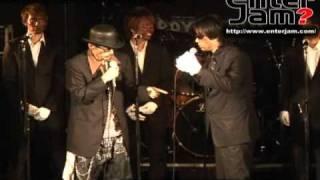 2010年9月10日、横浜ライブハウス「ベイジャングル」にて開催された「日...