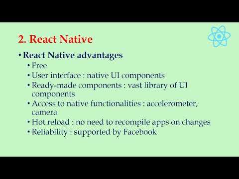 react native vs xamarin