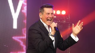 Tony Hadley - Let's Rock Wales 2019 (Live) Take Back Everything + more