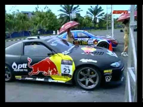 แข่งดริฟรถ Formula Drift Indonesia 2011 ตอนที่ 1
