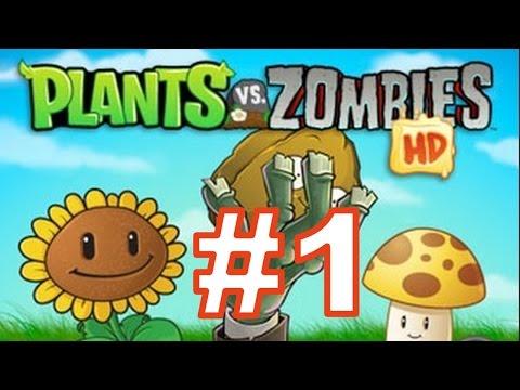Plants vs. Zombies - Серия 27 КурЯщего из окна