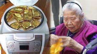 Mẹ Chồng Giả Lu' L,ẫ,n Quên 20 Cây Vàng Trong Nồi Cơm Ai Ngờ Con Dâu Ha`nh Đông Thế Này