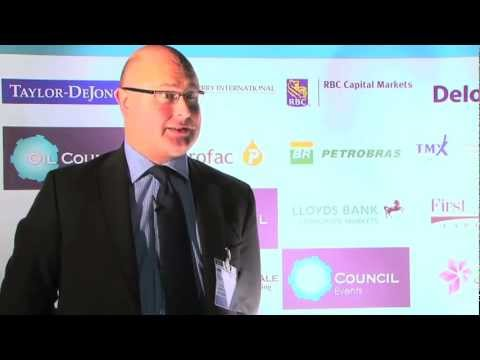 OIL COUNCIL: Domonic Schofield Interview, Oil Council World Assembly.