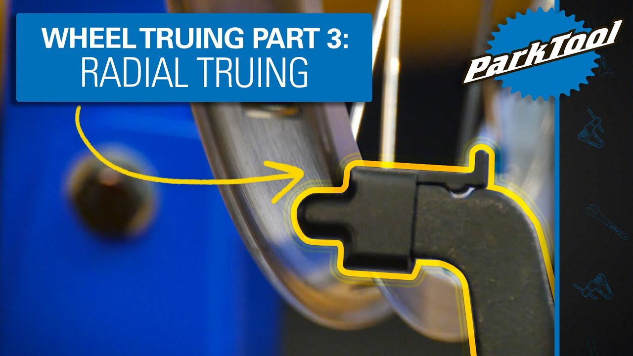 How to True a Wheel Part 3: Radial Truing
