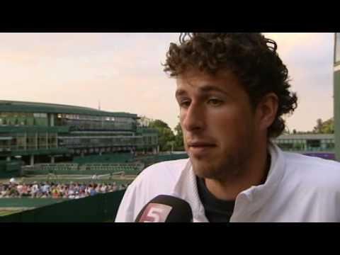 Wimbledon 2010: Interview met Robin Haase