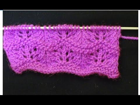 135f062c875b Scallop Sweater Border Design