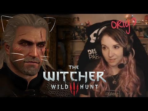 Almost to the end.. of the tutorial | Lets play The Witcher 3 pt 5