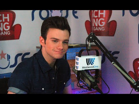 Chris Colfer interview