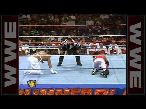 123 Kid vs. Hakushi: SummerSlam 1995