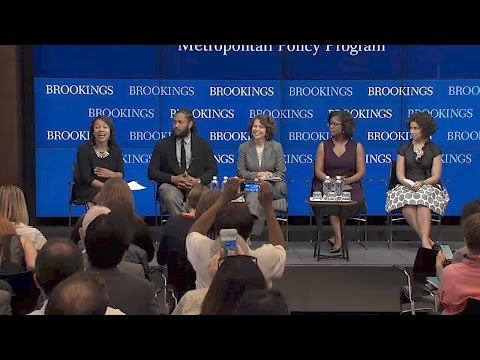Entrepreneurship in Detroit and a path toward Rustbelt revitalization - Panel discussion