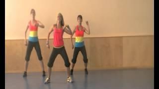 Lucie Tvrdoňová - Dance Again (warm up)