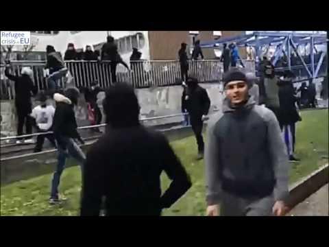 """D01 - """"France is no longer France"""" - Refugee crisis in EU"""