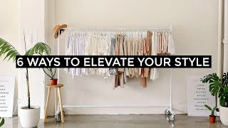6 SIMPLE WAYS TO ELEVATE YOUR STYLE FOR FREE | Men's Fashion 2019 | Daniel Simmons