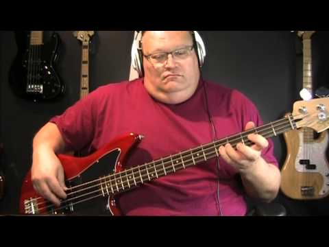 Bon Jovi Livin' On A Prayer Bass Cover with Notes & Tablature