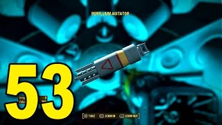 Fallout 4 - Part 53 - Beryllium Agitator Let s Play Walkthrough Gameplay