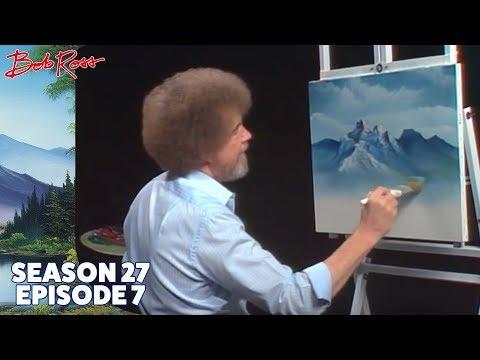 Bob Ross - A Spectacular View (Season 27 Episode 7)