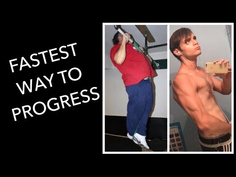 How To Start Calisthenics For Beginners If You're Overweight