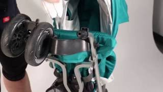 UPPAbaby Tune-UP Gear-UP - Cleaning the G-LUXE Wheels