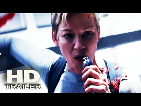 NIGHTFLYERS    TEASE 2018 Phillip Rhys, Miranda Raison Sci Fi TV
