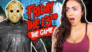 FRIDAY THE 13th GAME - JASON CAME BACK!!