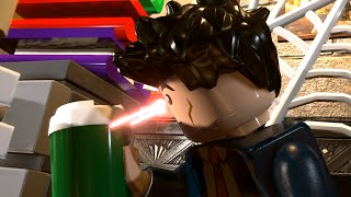 LEGO DC Super-Villains Walkthrough Part 5 - The Harley and the Ivy 1/2