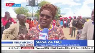 Mbunge Alice Wahome awaomba viongozi wa Murang\'a kuingilia kati mzozo wa maji katika kaunti hio