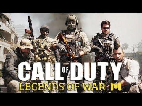 O NOVO CALL OF DUTY QUE VOCÊ NÃO CONHECIA | Legends of War - Celular / Mobile thumbnail