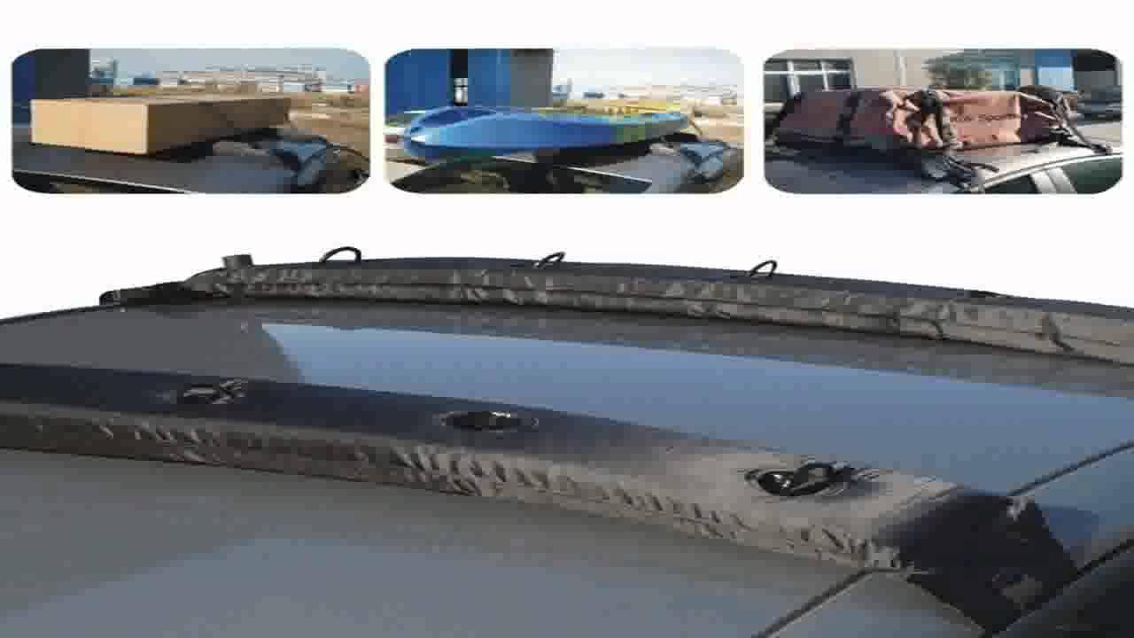 Malone Kayak Roof Rack Pads for Kayaks SUPsSurfboards 18 ...