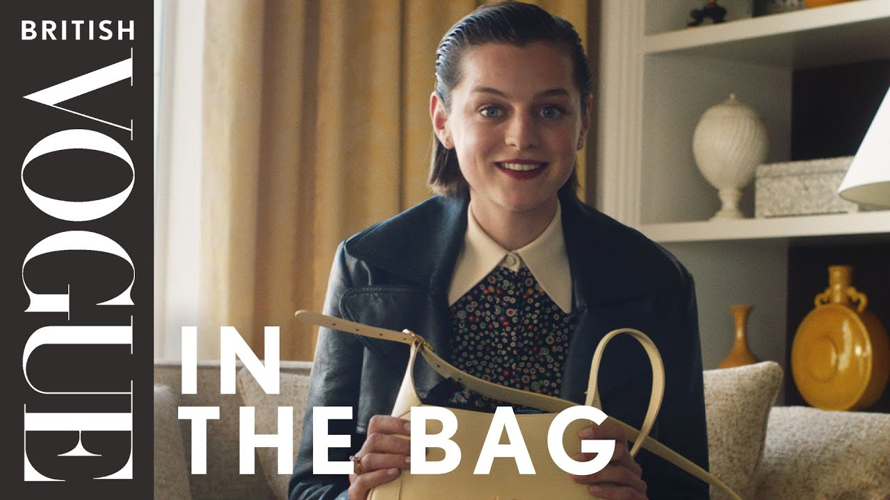 Emma Corrin: In The Bag | Episode 30 | British Vogue