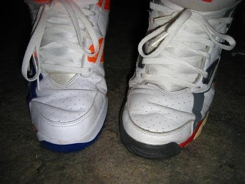 How To Keep Nike Shoes From Creasing