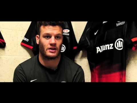 Duncan Taylor returns against Aurillac