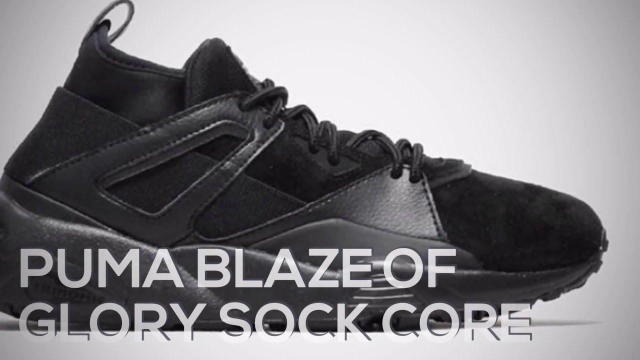 huge discount 79d97 12fce PUMA BLAZE OF GLORY SOCK CORE / SNEAKERS T