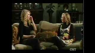 Download Taylor Swift CMT Insider Special Edition Thanksgiving 2008 (part 2/2) MP3 song and Music Video