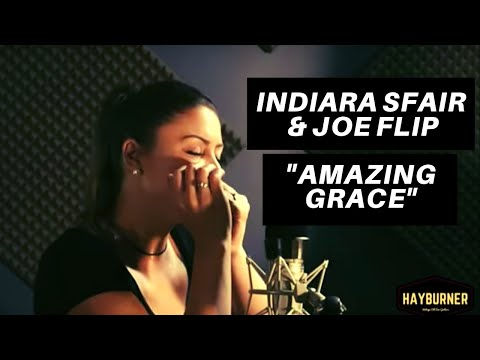 'Amazing Grace,' Indiara Sfair and Joe Flip on Oil Can Hayburner Guitar