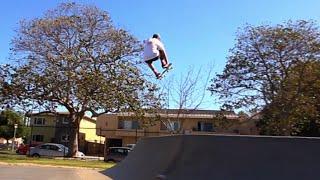 Evan Berle at Stoner Plaza