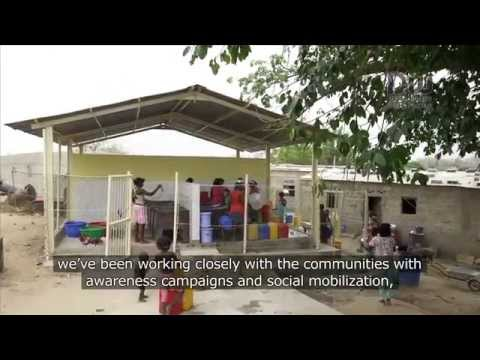 Integrated Community Water Project in Angola's Peri-Urban Areas