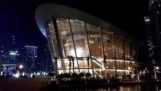 The Opera House in Dubai January 2018