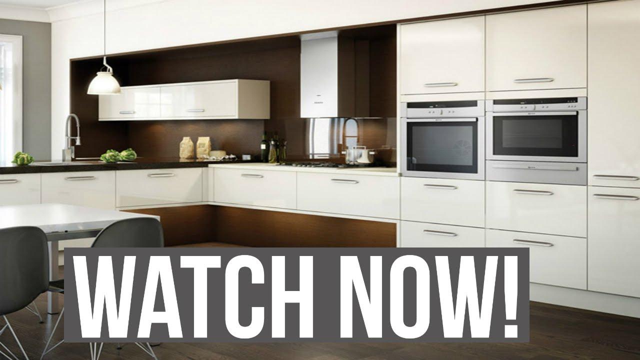 Best Modern Kitchen Design Best Modern Kitchen Design Ideas 2016 Youtube