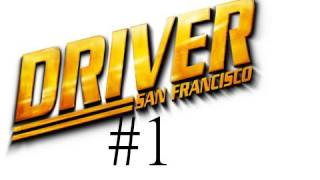 Driver San Francisco Walkthrough Part 1: I Suck At Driving