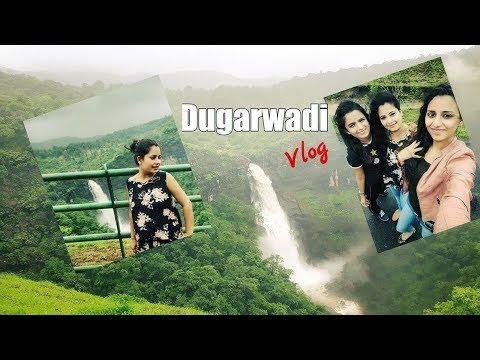 Best Waterfall Near Trimbakeshwar Dugarwadi Waterfall | Famous Visiting Places in Nasik| #Travelvlog