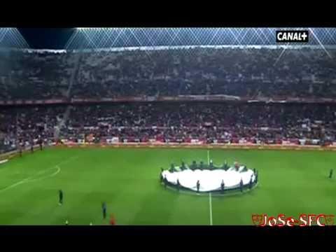 Himno del Sevilla [Sevilla-R.Madrid |@JoSeSFC92] Canal Plus